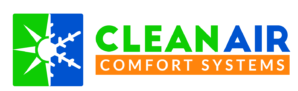 Clean Air Comfort Systems Logo