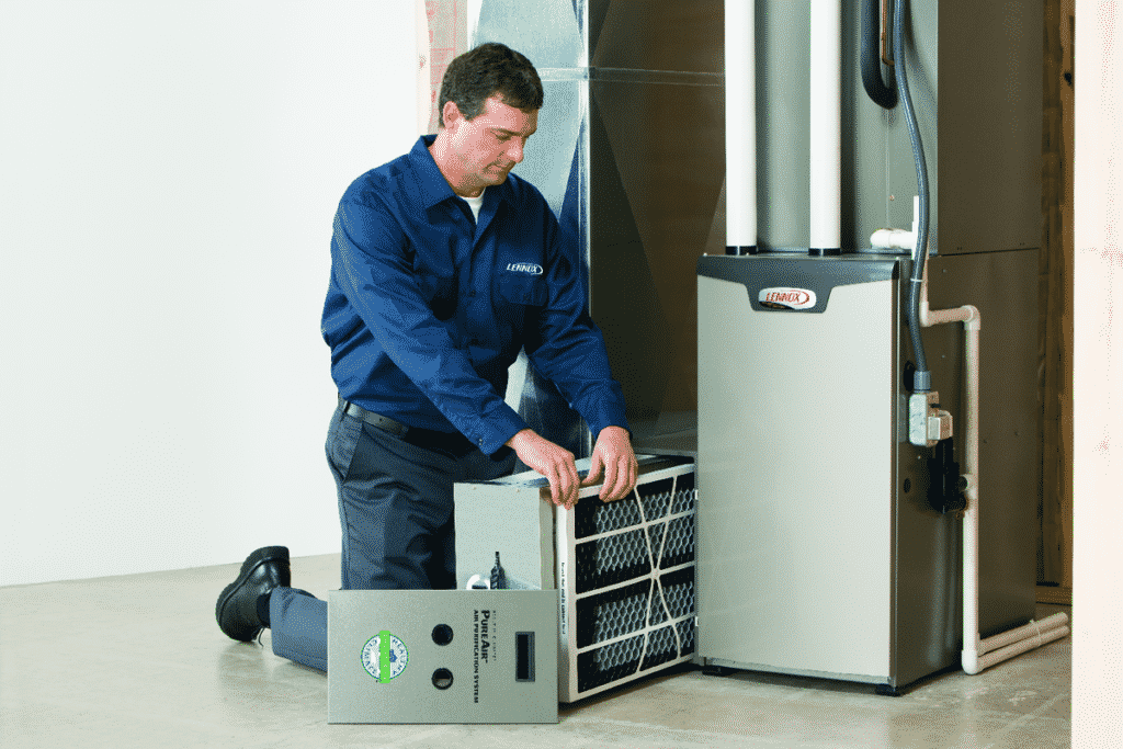 Heating Contractor Service Burlington WA: air filtration installation bellingham wa