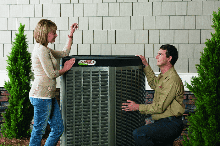 heating and air conditioning Ferndale WA