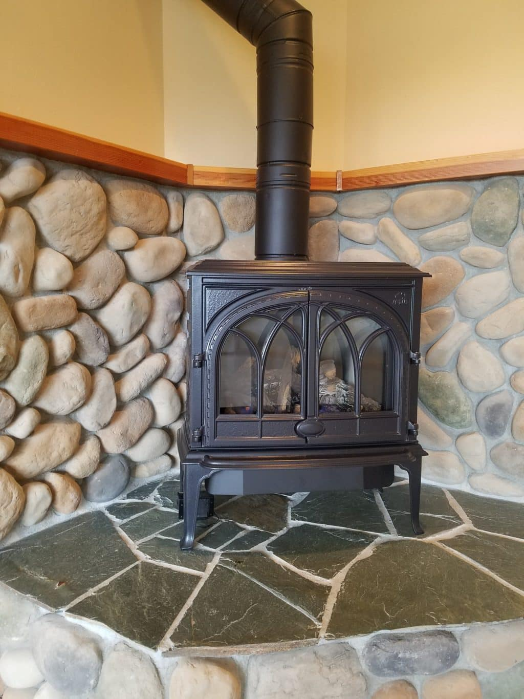 wood burning fireplaces bellingham wa