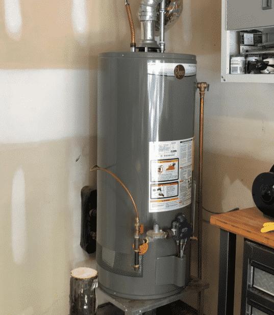 hot water heater Bellingham WA