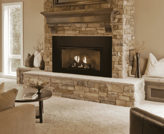 gas fireplace bellingham wa