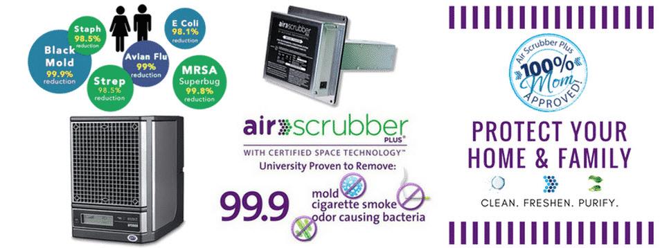 air scrubber plus info