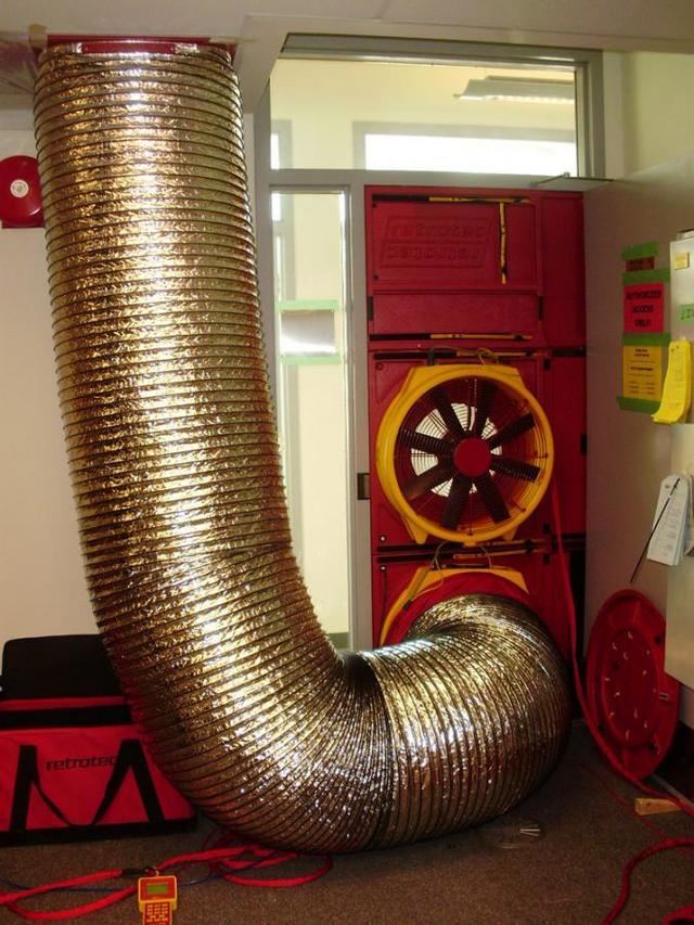 Testing a Server Room Energy Audit Home Performance Assessment 675x900 1