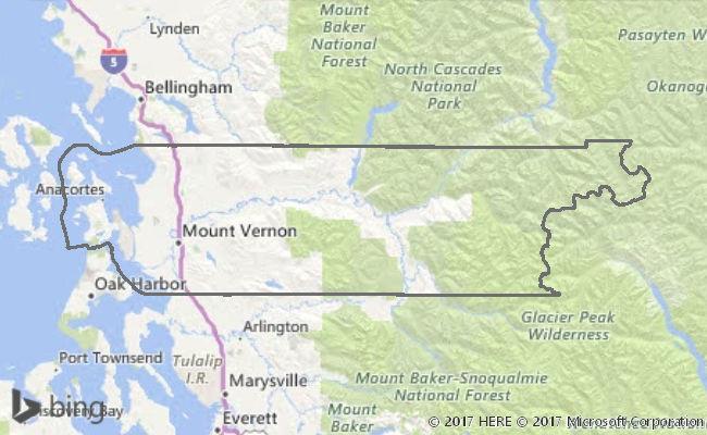 skagit county service area